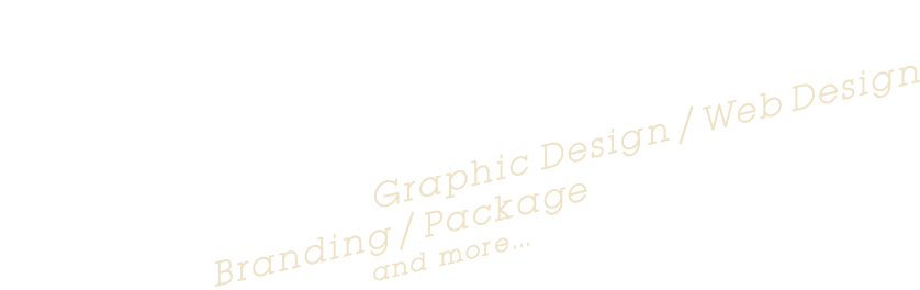 Design Works|Graphic Design/Web Design Branding/Package and more...